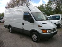 2002 IVECO-FORD DAILY 2.8TD 35S11 MWB H/R 3500KG 110BHP £1795.00
