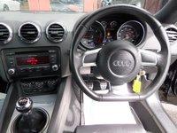 USED 2008 58 AUDI TT 2.0 TDI QUATTRO 3d 170 BHP **LEATHER** ** FULL SERVICE HISTORY ** LEATHER **
