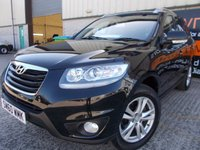 USED 2011 60 HYUNDAI SANTA FE 2.2 PREMIUM CRDI 5d 194 BHP Excellent Condition, Perfect for Towing, Low Rate Finance Available