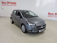 USED 2016 16 VAUXHALL CORSA 1.4 SE ECOFLEX 5d 89 BHP with Advanced Park Assist