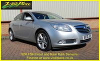 USED 2010 10 VAUXHALL INSIGNIA 2.0 SRI CDTI 5d 129 BHP +ONLY 52000 MILES WITH FSH+