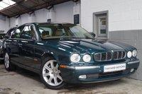 2005 JAGUAR XJ 3.0 V6 SE 4d AUTO 240 BHP £3495.00