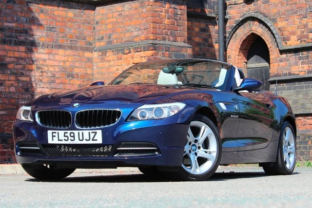 2009 59 BMW Z4 2.5 23i sDrive 2dr