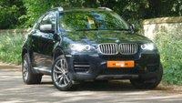 USED 2013 63 BMW X6 3.0 M50D 4d AUTO 376 BHP 1 FORMER KEEPER + FBSH