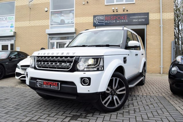 2014 14 LAND ROVER DISCOVERY 3.0 SDV6 XS AUTOMATIC