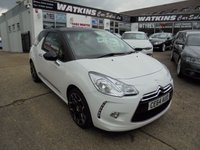 2014 CITROEN DS3 1.6 E-HDI DSTYLE PLUS 3d 90 BHP £7250.00