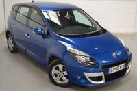 USED 2011 60 RENAULT SCENIC 1.5 DYNAMIQUE TOMTOM DCI FAP EDC 5d AUTO 110 BHP
