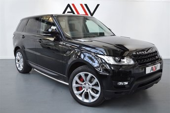 2014 LAND ROVER RANGE ROVER SPORT 4.4 AUTOBIOGRAPHY DYNAMIC 5d AUTO 339 BHP £SOLD