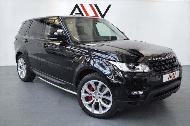 2014 14 LAND ROVER RANGE ROVER SPORT 4.4 AUTOBIOGRAPHY DYNAMIC 5d AUTO 339 BHP