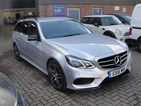 USED 2016 16 MERCEDES-BENZ E CLASS 2.1 E220 BLUETEC AMG NIGHT EDITION 5d AUTO 174 BHP