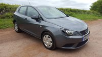 USED 2014 63 SEAT IBIZA 1.2 CR TDI S 5d 74 BHP **£20 ROAD FUND**LOVELY CONDITION**SMOOTH DRIVE**