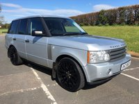 USED 2006 LAND ROVER RANGE ROVER 3.6 TDV8 VOGUE 5d AUTO 272 BHP LOVELY DRIVING JEEP, IN GREAT ORDER THROUGHOUT