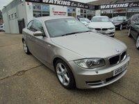 2008 BMW 1 SERIES 2.0 123D SE 2d 202 BHP £7495.00