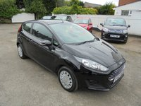 2013 FORD FIESTA 1.6 STYLE ECONETIC TDCI 3d 94 BHP £5950.00