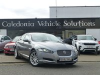 USED 2012 62 JAGUAR XF 3.0 V6 PREMIUM LUXURY 4d AUTO 240 BHP 1 FORMER KEEPER with FULL SERVICE HISTORY & 12 MONTHS MOT
