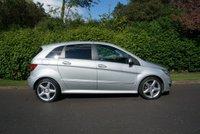 USED 2010 60 MERCEDES-BENZ B CLASS 2.0 B200 CDI SPORT 5d AUTO 140 BHP