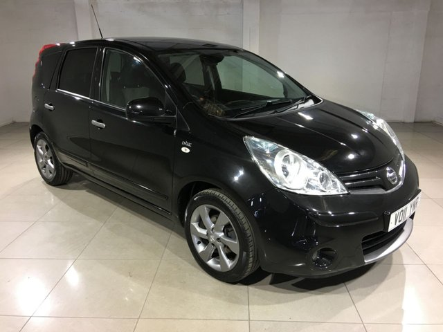 View our 2011 11 NISSAN NOTE 1.5 N-TEC DCI 5d 89 BHP