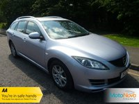 USED 2009 09 MAZDA 6 2.2 D TS 5d 163 BHP FANTASTIC VALUE MAZDA 6 DIESEL ESTATE WITH ONE PREVIOUS DOCTOR OWNER, AIR CONDITIONING, ALLOY WHEELS AND SERVICE HISTORY