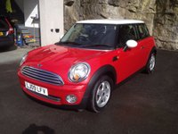 USED 2009 09 MINI HATCH COOPER 1.6 COOPER 3d 118 BHP *LOW MILEAGE**1 FORMER KEEPER**SERVICE HISTORY*