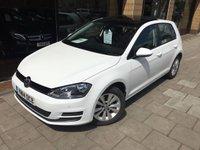 2014 VOLKSWAGEN GOLF 2.0 SE TDI BLUEMOTION TECHNOLOGY DSG 5d AUTO 148 BHP £14995.00