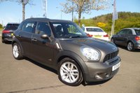 2011 MINI COUNTRYMAN 2.0 COOPER SD ALL4 5d 141 BHP £8950.00