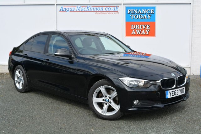 2013 63 BMW 3 SERIES 2.0 318D SE 4d 141 BHP