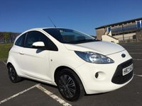 USED 2014 FORD KA 1.2 EDGE 3d 69 BHP IN GREAT CONDITION THROUGHOUT