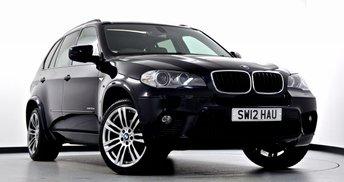 2012 BMW X5 3.0 30d M Sport xDrive 5dr Auto [7 Seats] £25495.00