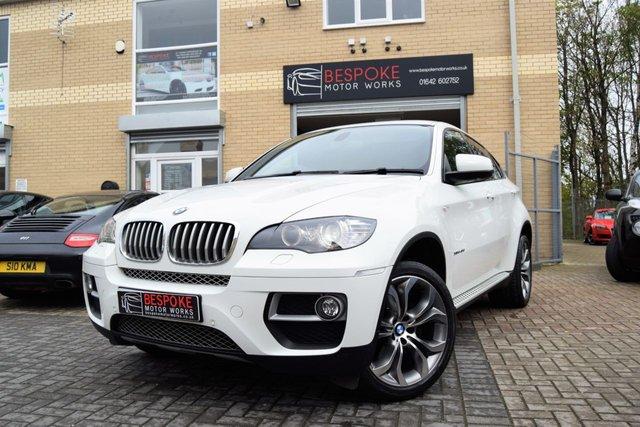 2014 63 BMW X6 XDRIVE40D 3.0 TWIN TURBO AUTOMATIC