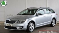 USED 2014 14 SKODA OCTAVIA 1.6TDi ELEGANCE DSG AUTO ESTATE 7-SPEED 105 BHP Finance? No deposit required and decision in minutes.
