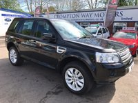 USED 2012 62 LAND ROVER FREELANDER 2.2 TD4 XS 5d AUTO 150 BHP 0% FINANCE AVAILABLE PLEASE CALL 01204 317705