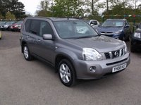 USED 2008 08 NISSAN X-TRAIL 2.0 AVENTURA DCI 5d 171 BHP SPACIOUS DIESEL FAMILY CAR WITH SERVICE HISTORY, GREAT SPEC, DRIVES SUPERBLY
