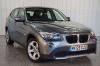 USED 2010 59 BMW X1 2.0 SDRIVE18D SE 5d 141 BHP