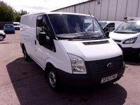 USED 2013 63 FORD TRANSIT 2.2 260 LR  99 BHP