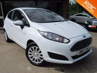 USED 2013 13 FORD FIESTA 1.2 STYLE 3d 59 BHP ONE OWNER, RAC INSPECTED, AIR CON, HPI CLEAR, SERVICE HISTORY, NEW MOT