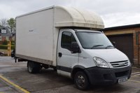 USED 2008 58 IVECO-FORD DAILY 2.3 35S14 3750 LWB 1d 156 BHP