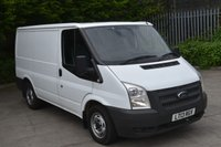 USED 2013 13 FORD TRANSIT 2.2 T280 FWD 5d 124 BHP SWB LOW ROOF DIESEL PANEL VAN  ONE OWNER,FSH,AIR CON,EURO 5 ENGINE