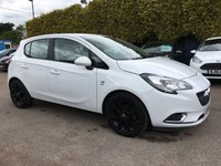 USED 2015 15 VAUXHALL CORSA  1.4 SRI 5DR VAUXHALL WARRANTY APPLIES  NO DEPOSIT PCP/HP FINANCE ARRANGED, APPLY HERE NOW