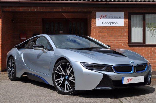 2014 BMW I8 1.5 I8 2d AUTO 228 BHP PURE IMPULSE DESIGN PACK