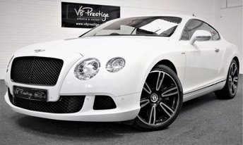 2012 BENTLEY CONTINENTAL 6.0 GT 2d AUTO 567 BHP £SOLD