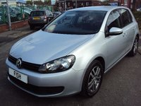USED 2011 11 VOLKSWAGEN GOLF 1.4 TWIST 5d 79BHP FSH 6STAMPS+1 OWNER+LOW INSURE
