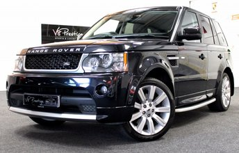 2011 LAND ROVER RANGE ROVER SPORT 3.0 TDV6 STORMER EDITION 5d AUTO 245 BHP £SOLD