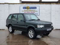 USED 2001 X LAND ROVER RANGE ROVER 2.5 HSE D 5d AUTO FULL CREAM LEATHER HPI CLEAR