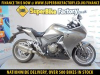 USED 2011 11 HONDA VFR1200F  GOOD & BAD CREDIT ACCEPTED, OVER 500+ BIKES