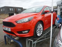 USED 2017 17 FORD FOCUS 1.5 ST-LINE TDCI 5d 118 BHP PLEASE CALL TODAY FOR TEST DRIVE ALL CARS AA INSPECTED