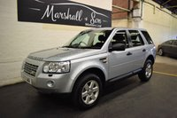 2010 LAND ROVER FREELANDER 2 2.2 TD4 E GS 5d 159 BHP £7599.00