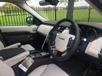 USED 2017 17 LAND ROVER DISCOVERY 3.0 TD6 HSE 5d AUTO 255 BHP