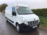 USED 2011 61 RENAULT MASTER LM35 DCI S/R
