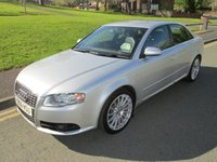 USED 2006 06 AUDI A4 2.0 TFSI S Line Special Edition Quattro 4dr £1000 MINIMUM PART EXCHANGE BALANCE PRICE SHOWN. This is just a minimum your car could be worth more call in and see. FULL SERVICE HISTORY