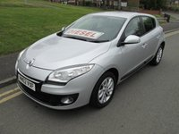 USED 2012 62 RENAULT MEGANE 1.5 dCi Expression + 5dr (start/stop) 53,000 MILES - DIESEL- £20 ROAD TAX - SERVICE HISTORY - EXCELLENT MPG